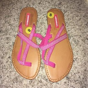Shoes - Woman's Sandal's
